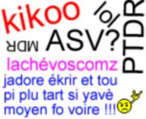 message kikoolol manipuler sur facebook
