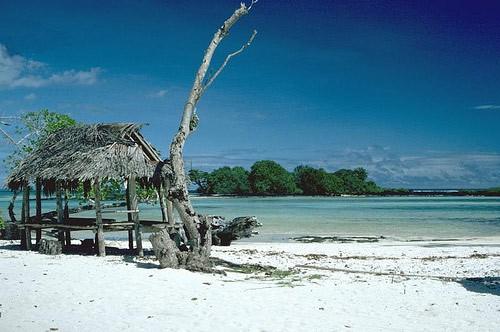 Les Samoa : 4 iles sans armée