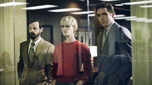 Les 3 personnages principaux de la série